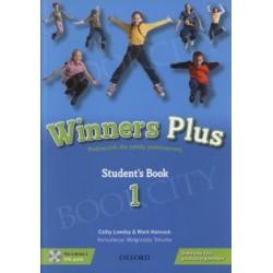 Winners Plus 1. Podręcznik dla szkoły podstawowej