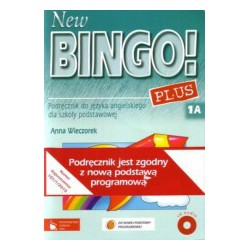 New Bingo! PLUS 1A. Podręcznik do języka angielskiego dla szkoły podstawowej