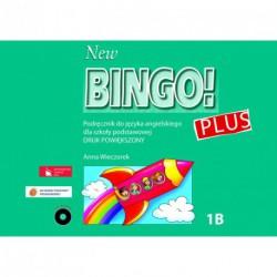New Bingo! PLUS 1B. Podręcznik do języka angielskiego dla szkoły podstawowej