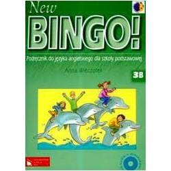 New Bingo! 3B. Podręcznik do języka angielskiego dla szkoły podstawowej