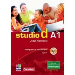 studio d A1 Język niemiecki Podręcznik z ćwiczeniami Tom 1