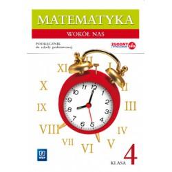 Matematyka wokół nas 4