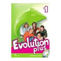 Evolution plus 1. Ksiązka ucznia