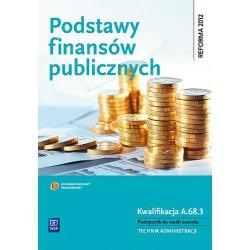 Podstawy finansów publicznych. Kwalifikacja A.68.3