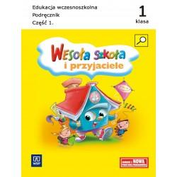 Wesoła szkoła i przyjaciele. Klasa 1.Podręcznik cz.1