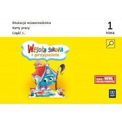Wesoła szkoła i przyjaciele. Klasa 1.Karty pracy cz.1-5