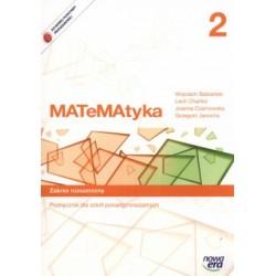 MATeMAtyka 2 Zakres rozszerzony Podręcznik dla szkół ponadgimnazjalnych