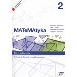 MATeMAtyka 2.Zakres podstawowy. Podręcznik do liceów i techników klasa 2.