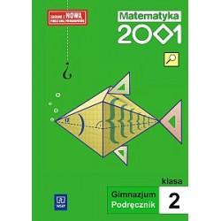 Matematyka 2001 gimnazjum klasa 2