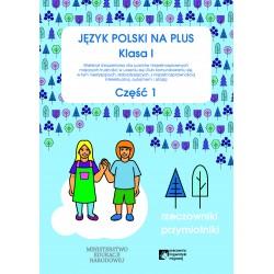 Język polski na plus część 1