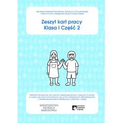 Zeszyt kart pracy cz.2