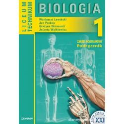 Biologia 1. Zakres podstawowy.Podręcznik do LO, LP i technikum.