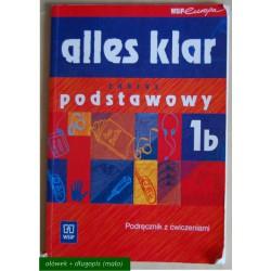 Alles klar 1b. Język niemiecki dla początkujących. Zakres podstawowy