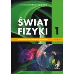 Świat fizyki. Podręcznik dla uczniów gimnazjum cz.1