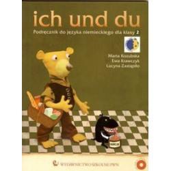 Ich und du. Podręcznik do języka niemieckiego dla klasy 2 (szkoła podstawowa) + ćwiczenia