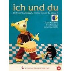Ich und du. Podręcznik do języka niemieckiego dla klasy 3 (szkoła podstawowa) + ćwiczenia
