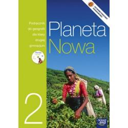 Planeta  Nowa 2. Podręcznik do geografii dla kl.II
