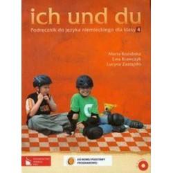 Ich und du  Podręcznik do języka niemieckiego  dla klasy 4