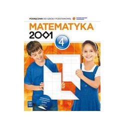 Matematyka 2001  Klasa 4