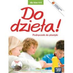 Do dzieła!  Podręcznik do plastyki  dla klas IV-VI szkoły podstawowej