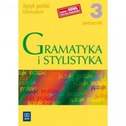 Gramatyka i stylistyka Podręcznik do nauki języka polskiego