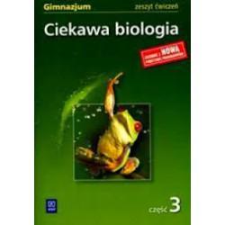 Ciekawa Biologia część 3, gimnazjum