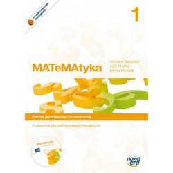 Matematyka 1 Zakres podstawowy i rozszerzony  Podręcznik dla szkół ponadgimnazjalnych