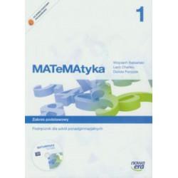 MATeMAtyka 1 Zakres podstawowy   Podręcznik dla szkół  ponadgimnazjalnych