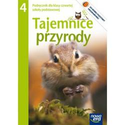 Tajemnice przyrody. Podręcznik dla klasy 4