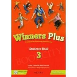 Winners Plus 3. Podręcznik dla szkoły podstawowej