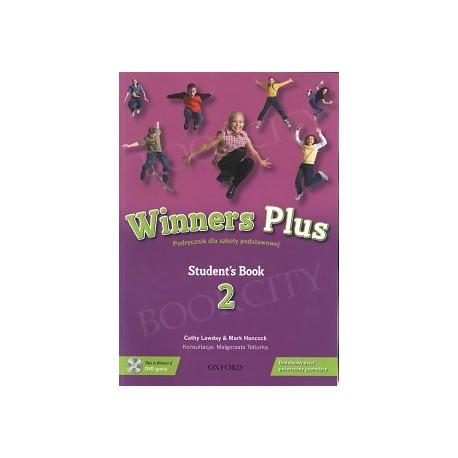 Winners Plus 2. Podręcznik dla szkoły podstawowej