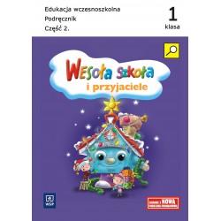 Wesoła szkoła i przyjaciele. Klasa 1.Podręcznik cz.2