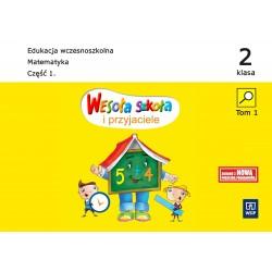 Wesoła szkoła i przyjaciele. Klasa 2. Matematyka cz.1-5