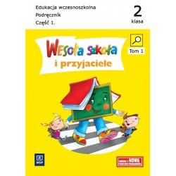 Wesoła szkoła i przyjaciele. Klasa 2. Podręczniki cz.1-5