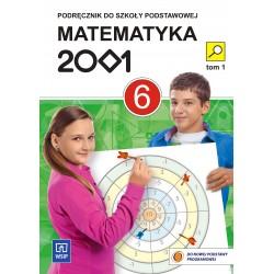 Matematyka 2001 . Klasa 6