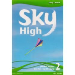 Sky high 2.  Zeszyt ćwiczeń