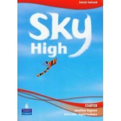 Sky High STARTER Zeszyt ćwiczeń