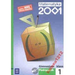 MATEMATYKA 2001 KLASA 1 GIMNAZJUM