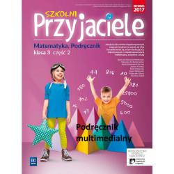 Szkolni Przyjaciele. Matematyka  cz.2 Wersja multimedialna
