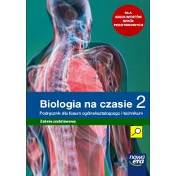 Biologia na czasie 2.  Zakres podstawowy