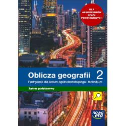 Oblicza geografii 2. Zakres podstawowy